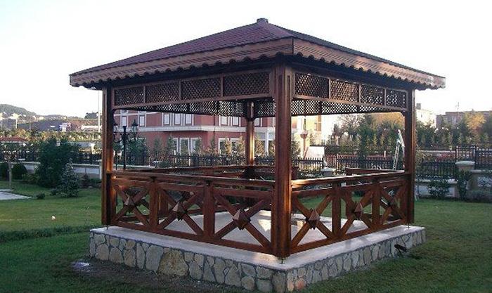 Riva Ahşap Kamelya
