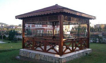 AHŞAP KAMELYA - 02